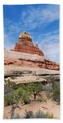 Canyonlands Spring Landscape Bath Towel