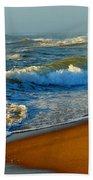 Cape Cod By The Sea Bath Towel