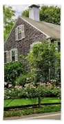 Cape Cod Floral Hand Towel