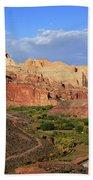 Capitol Reef State Park, Utah Hand Towel