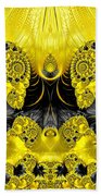 Caprice - Abstract Bath Towel