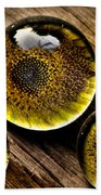 Captured Under Glass Series Group Two Hand Towel