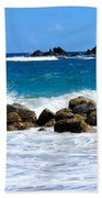 Caribbean Pounding Surf Bath Towel