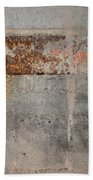 Carlton 16 Concrete Mortar And Rust Bath Towel