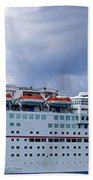 Carnival Cruise Ship Bath Towel