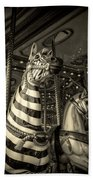 Carousel Zebra Bath Towel