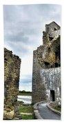 Carrigafoyle Castle - Ireland Bath Towel