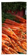 Carrot Bounty Hand Towel
