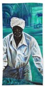 Cart Vendor Bath Towel