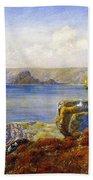 Carthillon Cliffs Bath Towel