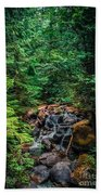 Cascade Creek Bath Towel