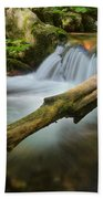 Cascade River Bath Towel