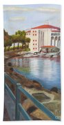 Casino In Avalon Bath Towel
