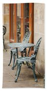 Cast Iron Garden Furniture Bath Towel