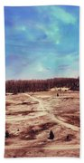 Castalia Quarry Reserve Dreamscape Bath Towel