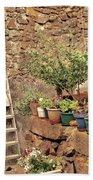 Castelo Rodrigo Garden Bath Towel