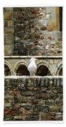 Castle Bird Bath Towel