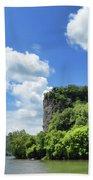 Castle Rock - Pembroke Virginia Bath Towel