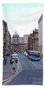 Castle Street - Liverpool Bath Towel