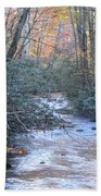 Cataloochee Creek Bath Towel