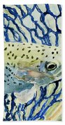 Catch And Release Bath Towel