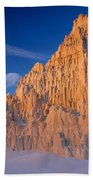 Cathedral Mounds Bath Towel