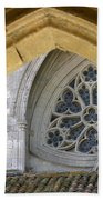 Cathedral On The Saint James Path  Hand Towel