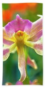 Caucaea Rhodosticta Orchid Bath Towel