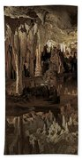 Cavern Reflections Bath Towel
