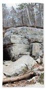 Caves At Lake Guntersville Bath Towel