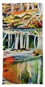 Ceeekbed, Fall Colors 4 Bath Towel
