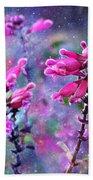 Celestial Blooms-2 Bath Towel