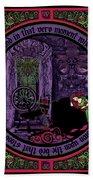 Celtic Sleeping Beauty Part II The Wound Hand Towel