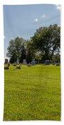 Center Ridge Cemetery Bath Towel
