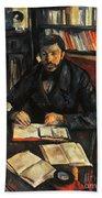 Cezanne: Geffroy, 1895-96 Bath Towel