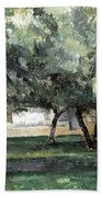 Cezanne: Le Clos Normand Hand Towel