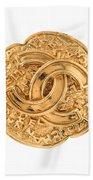 Chanel Jewelry-7 Bath Towel