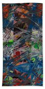 Chaos #2-128 Bath Towel