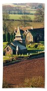 Chapel In The Valley Bath Towel
