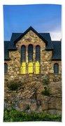 Chapel On The Rock Hand Towel