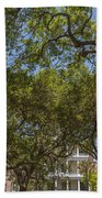 Charleston Through The Tree's Bath Towel