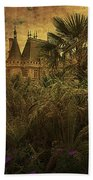 Chateau In The Jungle Hand Towel
