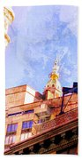 Chelsea Water Tower Bath Towel