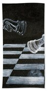 Chess Bath Towel