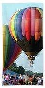 Chester County Balloon Fest 8765 Bath Towel