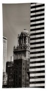 Chicago Architecture - 14 Hand Towel