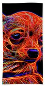 Chihuahua Dog Bath Towel