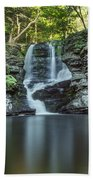 Child's Park Waterfall 2 Bath Towel