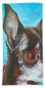 Chili Chihuahua Bath Towel