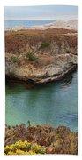 China Cove Bath Sheet by Yair Karelic
